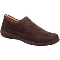 Schuhe Herren Slipper Brütting Slipper ARUNI 551026 braun