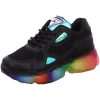 Schuhe Damen Sneaker Scandi 271-0037-A1 schwarz