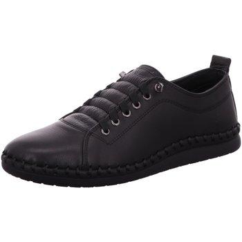 Schuhe Damen Derby-Schuhe & Richelieu Scandi Schnuerschuhe 6019 schwarz