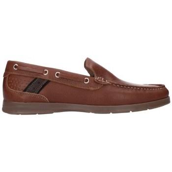 Schuhe Herren Bootsschuhe Dj Santa 3184 Hombre Cuero marron