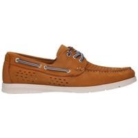 Schuhe Herren Bootsschuhe Dj Santa 2998 Hombre Cuero marron
