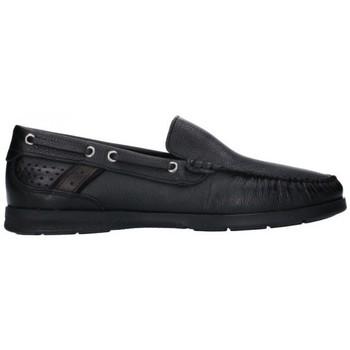Schuhe Herren Bootsschuhe Dj Santa 3184 Hombre Negro noir