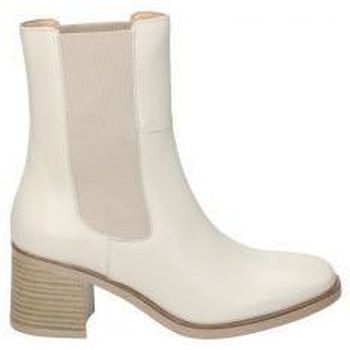 Schuhe Damen Low Boots Bryan BOTINES  4800 SEÑORA BEIGE Beige