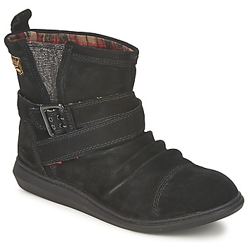 Stiefelletten / Boots Rocket Dog MINT Schwarz 350x350
