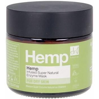 Accessoires Damen Masken Dr. Botanicals Hemp Infused Super Natural Enzyme Mask