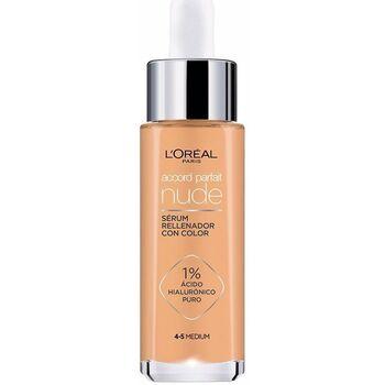 Beauty Damen Make-up & Foundation  L'oréal Accord Parfait Serum 4-5