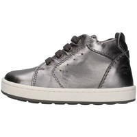 Schuhe Mädchen Sneaker High Balducci CSP4912I Silbern