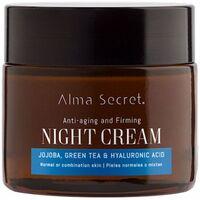 Beauty Anti-Aging & Anti-Falten Produkte Alma Secret Night Cream Multi-reparadora Antiendad Pieles Mixtas