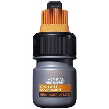 Beauty Haarfärbung L'oréal Men Expert One-twist Hair Color 4-castaño Oscuro