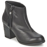Schuhe Damen Low Boots Dune London NOD Schwarz