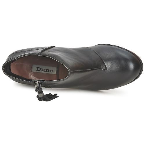 Dune NOD NOD NOD Schwarz  Schuhe Low Stiefel Damen 4cdf69
