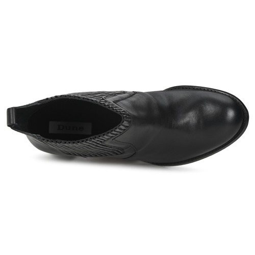 Dune NATTIES Schwarz  Schuhe Low Boots Damen 103,20