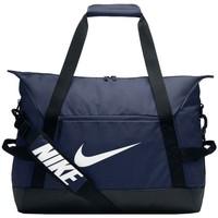 Taschen Sporttaschen Nike Academy Team Schwarz, Dunkelblau