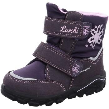 Schuhe Mädchen Schneestiefel Lurchi Klettstiefel KINA-SYMPATEX 33016-39 lila
