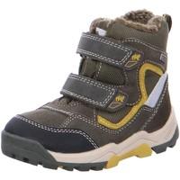 Schuhe Jungen Schneestiefel Lurchi Klettstiefel 33-21543-26 oliv