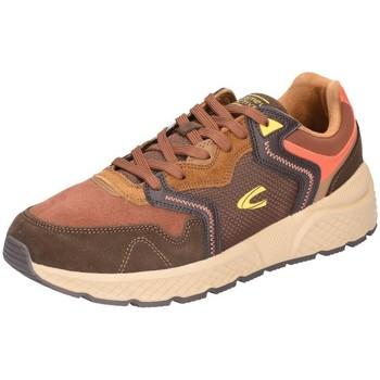 Schuhe Herren Sneaker Low Camel Active Schnuerschuhe Viceroy 23233526/C444 braun