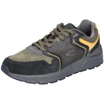 Schuhe Herren Sneaker Low Camel Active Schnuerschuhe Viceroy Sneaker black multi 23233526/C005 grün