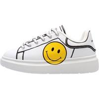 Schuhe Jungen Sneaker Low Shop Art - Sneaker bianco SAG80313 BIANCO