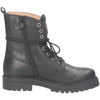 Schuhe Mädchen Low Boots Dianetti Made In Italy I9988 Stiefel Kind Schwarz