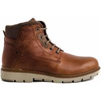 Schuhe Herren Boots Zap-In 4023 Braun