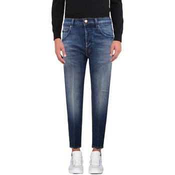 Kleidung Herren Jeans Don The Fuller  Blau