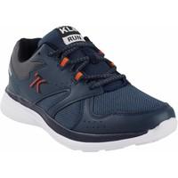 Schuhe Herren Sneaker Low Sweden Kle  Blau