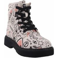 Schuhe Mädchen Boots Bubble Bobble Mädchenbeute  a3484 weiß Weiss