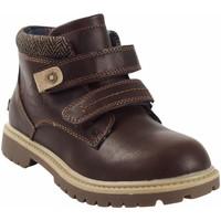 Schuhe Jungen Boots Bubble Bobble BOBBLE a3085 braun Braun