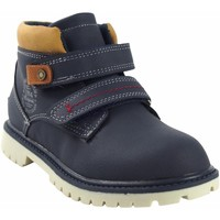 Schuhe Jungen Boots Bubble Bobble BOBBLE a3085 blau Blau