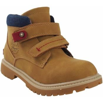 Schuhe Jungen Boots Bubble Bobble Junge  a3085 geröstet Braun
