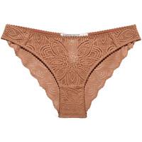 Unterwäsche Damen Damenslips Underprotection HD2030 CLY Braun