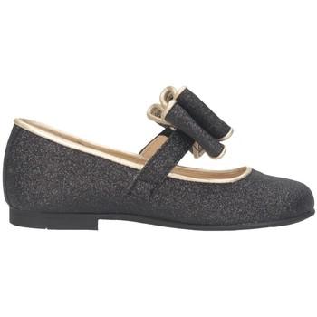 Schuhe Mädchen Ballerinas Andanines 202947-15 Ballet Pumps Kind Schwarz