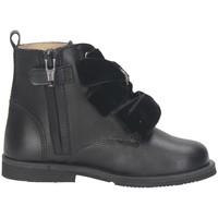 Schuhe Mädchen Low Boots Andanines 212838-3 Stiefel Kind Schwarz