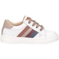 Schuhe Jungen Sneaker Low Andanines 211577-8 Sneaker Kind Weiss