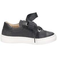 Schuhe Mädchen Sneaker Low Andanines 212755-7 Sneaker Kind Schwarz