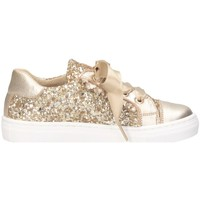 Schuhe Mädchen Sneaker Low Andanines 212755-4 Sneaker Kind Gold