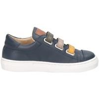 Schuhe Jungen Sneaker Low Andanines 212752-7 Sneaker Kind Blau