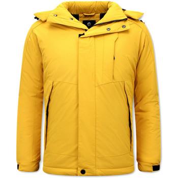 Kleidung Herren Jacken / Blazers Beluomo  Gelb