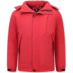 Kleidung Herren Jacken / Blazers Beluomo  Rot