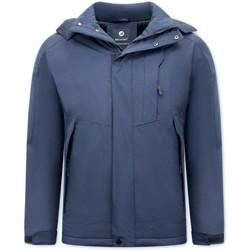 Kleidung Herren Jacken / Blazers Beluomo  Blau