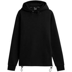 Kleidung Herren Sweatshirts 4F BLM013 Schwarz
