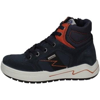 Schuhe Mädchen Sneaker High Imac 831818 Blau