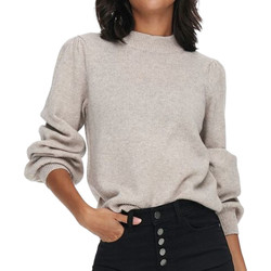 Kleidung Damen Pullover Jacqueline De Yong 15216638 Grau