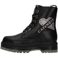 Schuhe Mädchen Low Boots Café Noir C-1440 Schwarz
