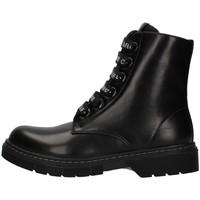 Schuhe Mädchen Low Boots Café Noir C-1431 Schwarz