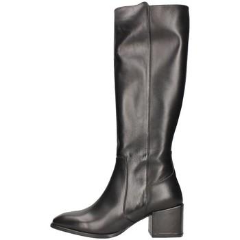 Schuhe Damen Klassische Stiefel Albano 1054a Stiefel Frau Schwarz
