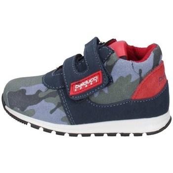 Schuhe Jungen Sneaker Low Balducci BS3000 Blau