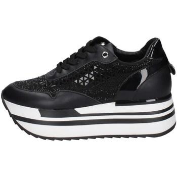 Schuhe Damen Sneaker Low Alberto Guardiani AGW004400 Schwarz