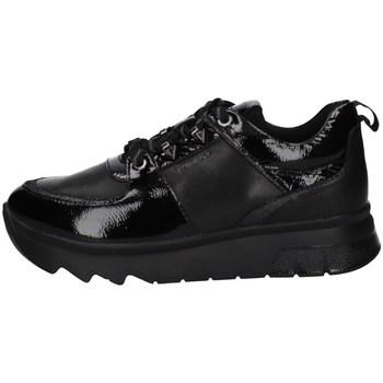 Schuhe Damen Sneaker Low Stonefly 216679 Schwarz