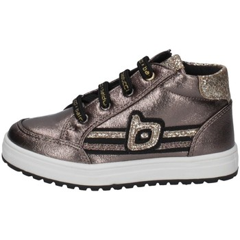 Schuhe Mädchen Sneaker High Balducci BS2827 Braun